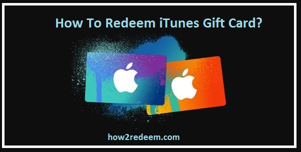 How To Redeem iTunes Gift Card